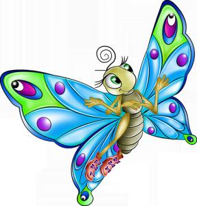Motylki Baniowy Świat